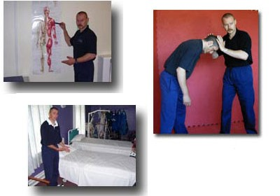Control and Restraint Training